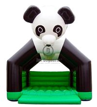 Panda springkasteel te huur bij Jan Bogaerts